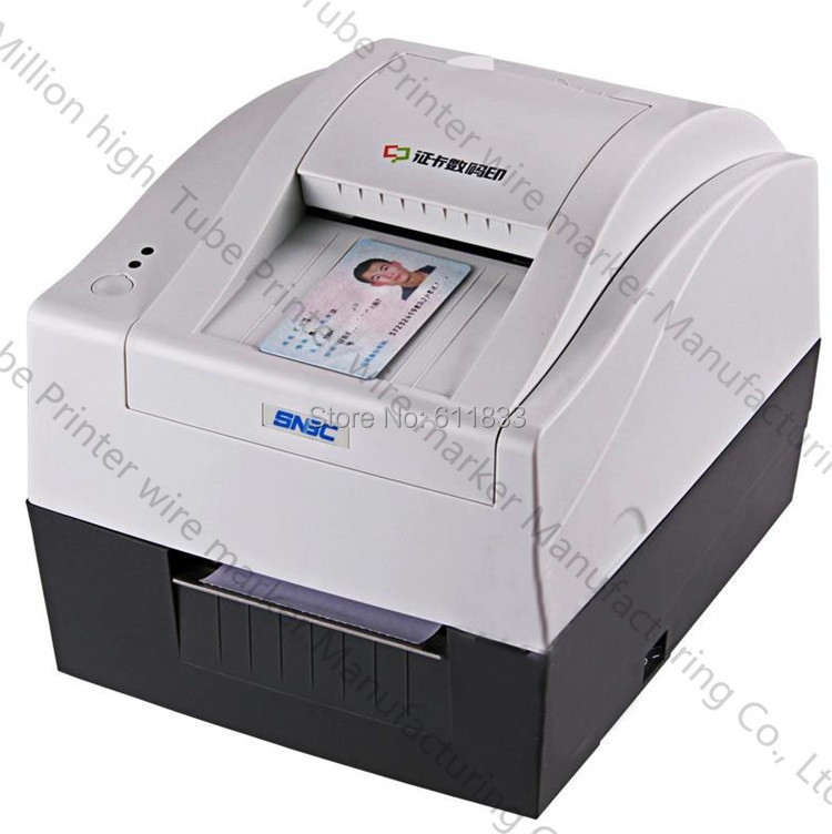 Digital Card Printers, Paper Label Sublimation Machine ID Sided Copier - Million high Tube Printer wire marker Manufacturing Co., Ltd store