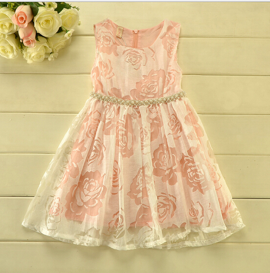 2015 Xmas New Fashion   Girls Dress Sale New Arrival Costume Fashion Children Party Clothes Ready In Stock<br><br>Aliexpress