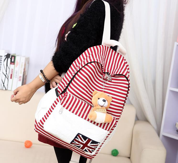 http://g02.a.alicdn.com/kf/HTB1Bg5cIXXXXXXfXFXXq6xXFXXXo/Big-Sale-Stock-Clear-Preppy-Style-Girls-Womens-Canvas-Cute-Stripes-Backpacks-Student-School-Book-Leisure.jpg
