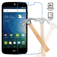 0.26mm Explosion-proof Front LCD Tempered Glass Film for Acer Liquid Z530 / Z530S / 5 inch Screen Protector