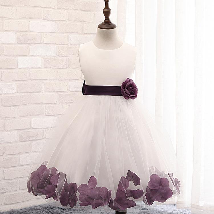 2016 New Girls Dress Vestidos Elsa Dress Kids Costume Children Clothing Summer Girl Lace Dress Baby Princess Anna Party Dresses(China (Mainland))