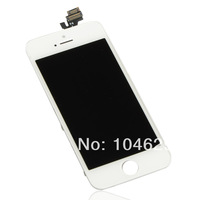 White LCD Screen Display Touch Digitizer Assembly Fit For iPhone 5 5G 6th BA145 T15