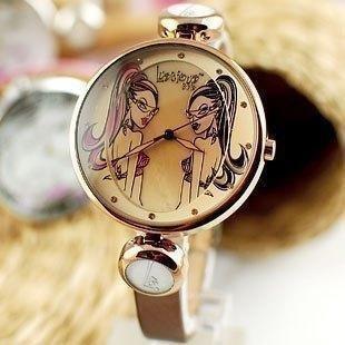h wholesale fashion watch/wrish watcLuscigusGirls-ColorPersonalized Ladies Fashion Watch 9654 Teochew