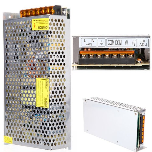 USA Stock! Voltage Transformer Switch Power Supply for LED Strip Light(China (Mainland))