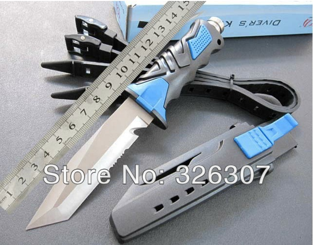 Divers dive small straight outdoor survival diving knife special tool OEM Genuine hunting camping drivers knives outdoors<br><br>Aliexpress