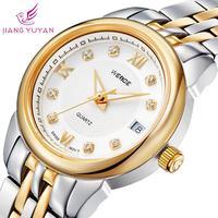 2015 Top sale male clock quartz waterproof full steel watches calendar fashion causal men watches fashion watch brand WEIDE