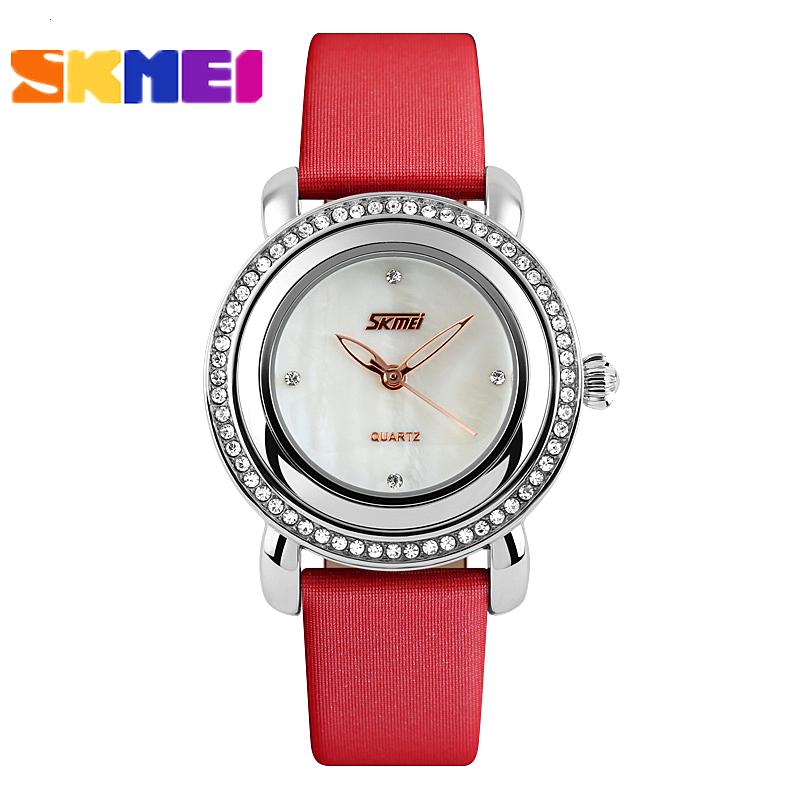 fashion casual quartz watches brand skmei