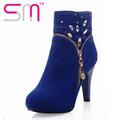 Yüksek Takozlar Platform Ayakkabılar Kadın Elbise Peep Toe Ayakkabı Yeni Varış Kadın Sandalet Tatlı Papyon Çiçek Baskılar Sandalet