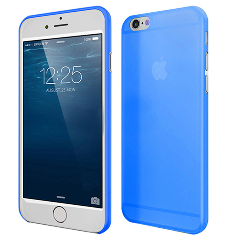 Гаджет  2015 Candy Colors Matte frosted Skin Shell Case For Apple iPhone 6 Cover Mobile Phone Bag Protection Shell for Iphone 6 4.7 inch None Телефоны и Телекоммуникации
