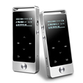 Original Touch Screen MP3 Player 8GB BENJIE S5 Metal APE FLAC WAV High Sound Quality Entry