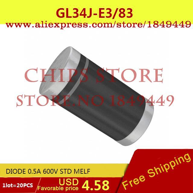 Цена GL34J-E3/83