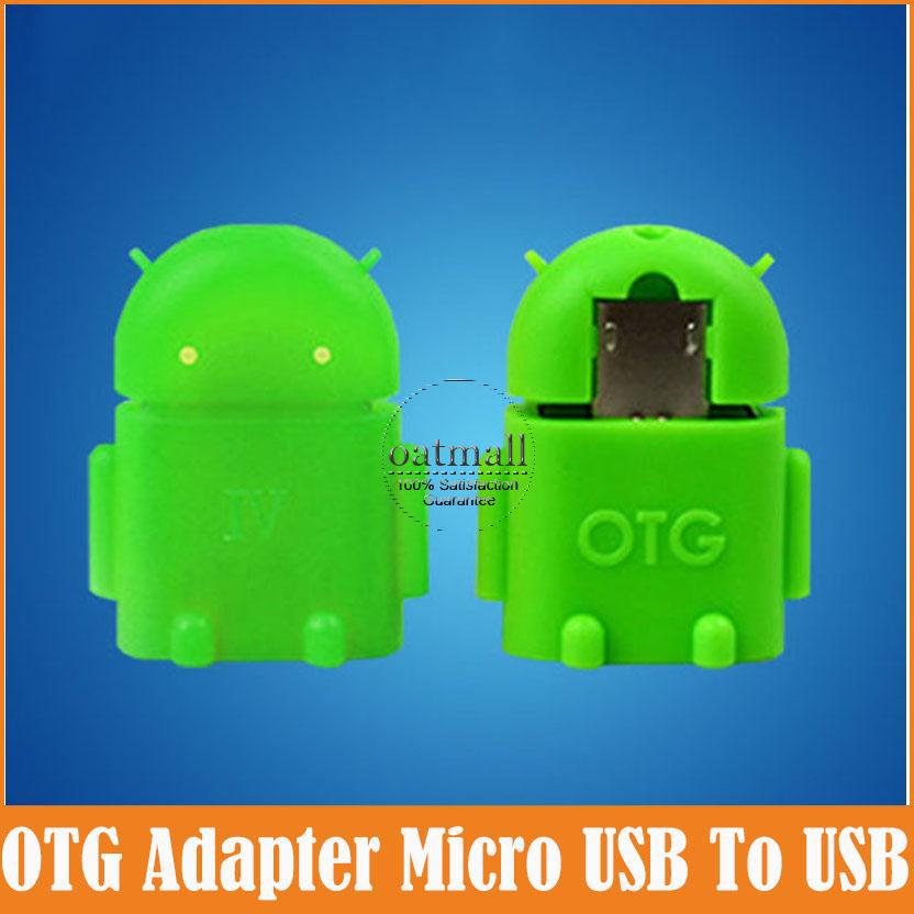 2015 New Mini Micro usb USB OTG Adapter Smartphone Tablet PC Connect Flash Mouse Keyboard Microusb Mobile Phone Cables - Oatmall store