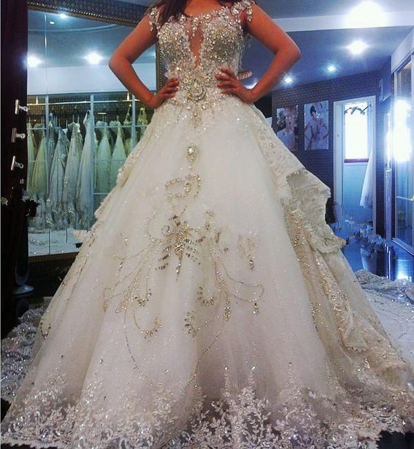 Самые дорогие платья в мире 2017 и цена
