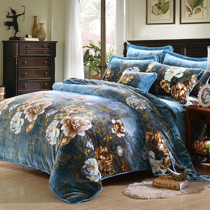 achetez en gros linge de lit marques en ligne des grossistes linge de lit marques chinois. Black Bedroom Furniture Sets. Home Design Ideas