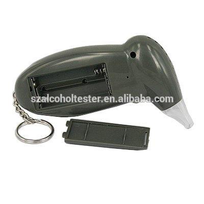 Smart Car Styling Digital LCD Breath Alcohol Tester Auto Breathalyzer Analyzer Detector Test Tools(China (Mainland))