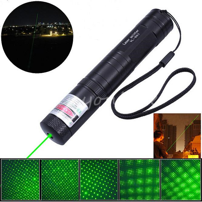 product New Arrival Adjustable Focus Green Laser Pointer Pen Beam 532NM High Power 5mw Star Night Cap Picture Presentation Class