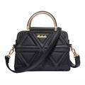 2016 New Women s Top Handle Bags Splice Shoulder Bags Ladies Patchwork Shopping Bags Messenger Bag