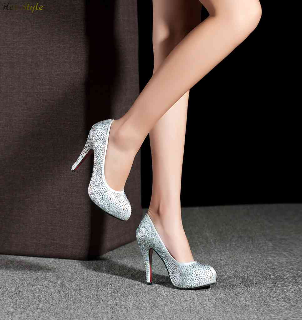 Beautiful Platform Heels