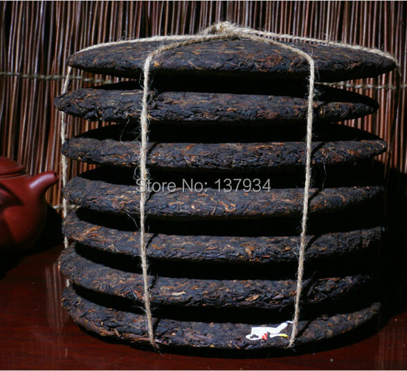 Puer China  city photos gallery : Made in 1970 Chinese Ripe Puer Tea The China Naturally Organic Puerh ...