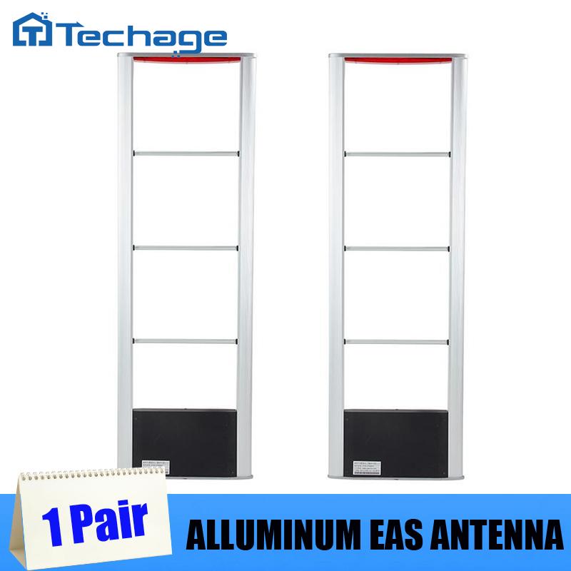 EAS system, eas antennas, alluminum alloy +5000pcs CHECKPOINT 8.2 MHz RF SOFT TAGS Soft Label EAS Tag+EAS RF deactivator(China (Mainland))