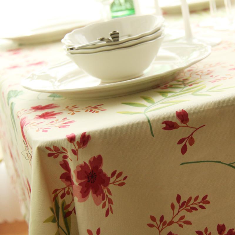 Table Cloth Flower Design Tablecloths For Wedding Table Fluid Systems Toalha De Mesa Manteles Para Mesa Table Cover Home Textile(China (Mainland))