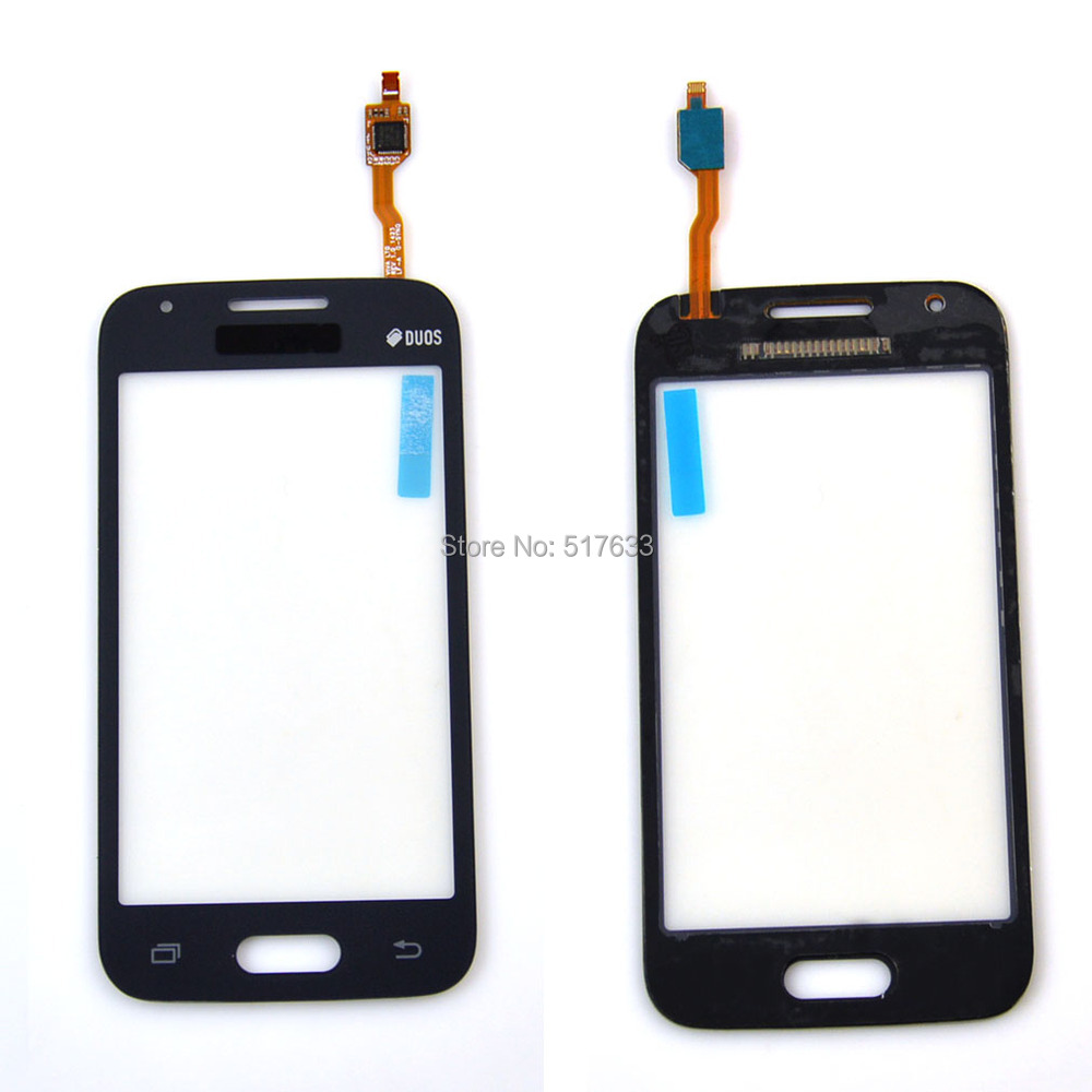 for Samsung Galaxy ace 4 G313 Touch Screen Digitizer Black Replacement Touch pannel,Free Shipping+track code