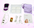 15 Pieces Pelvic Muscle Electrical Trainer For Incontinence Therapy With Electrodes
