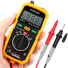 Best Price HYELEC MS8232 Non-Contact Mini Digital Multimeter DC AC Voltage Current Tester Free Shipping(China (Mainland))