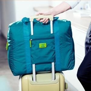 New Waterproof Folding Man Woman Brand Nylon Travel Orgnizer Storage Bag(China (Mainland))
