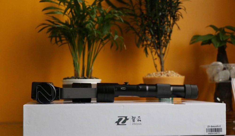 DHL EMS Free Zhiyun Z1 Smooth C / Z1 Smooth C PLUS brushless phone gimbal smartphone stabilizer,smartphone handheld