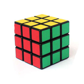 3*3*3 2016 Magic Cubes Magic Toy Colorful Cube Magic Twist Puzzle Speed Classic Toys Learning & Education For Children PY025(China (Mainland))