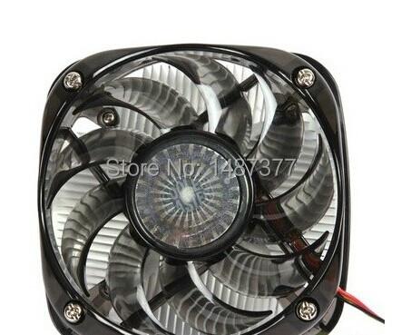 -Y 9 cm fan,Aluminum congestion copper heatsink for Intel LGA775 CPU cooler cpu radiator,cooling fan, Fan CoolerMaster TAISHAN2(China (Mainland))