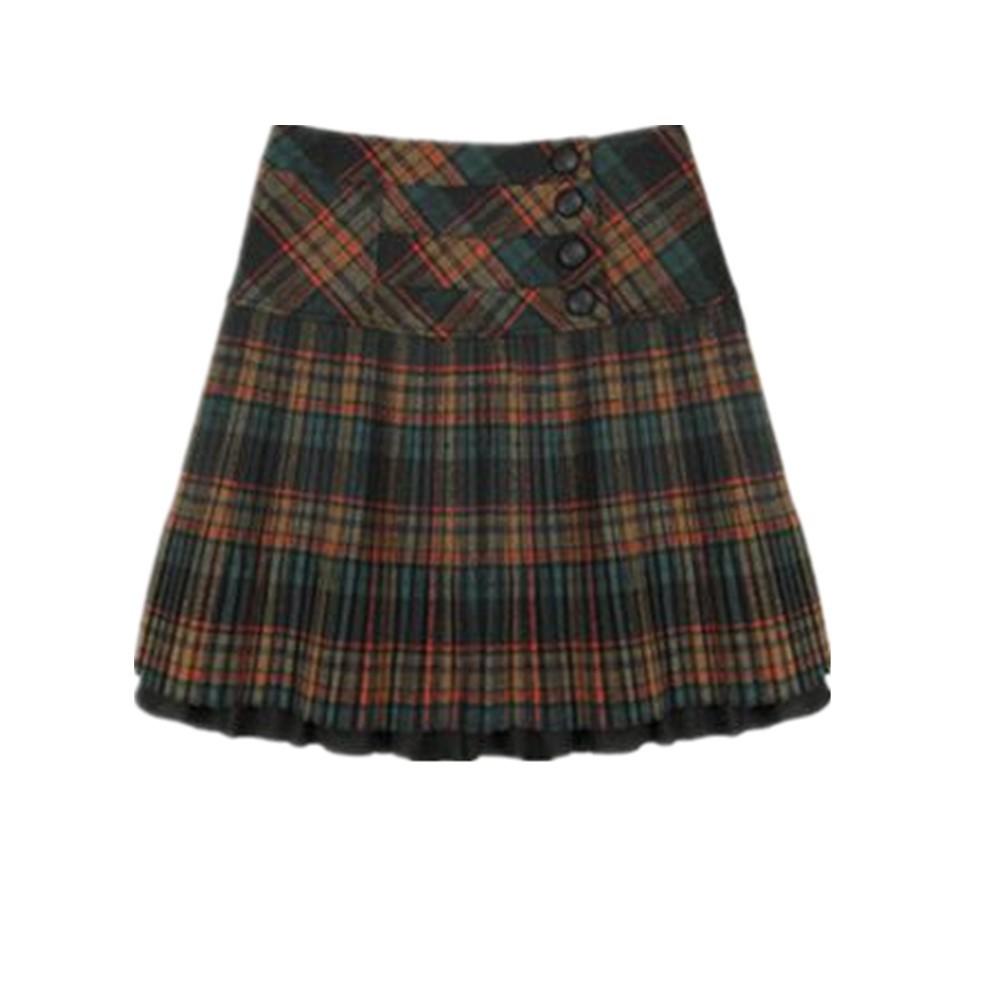 free shipping 2015 s autumn winter high waist knee