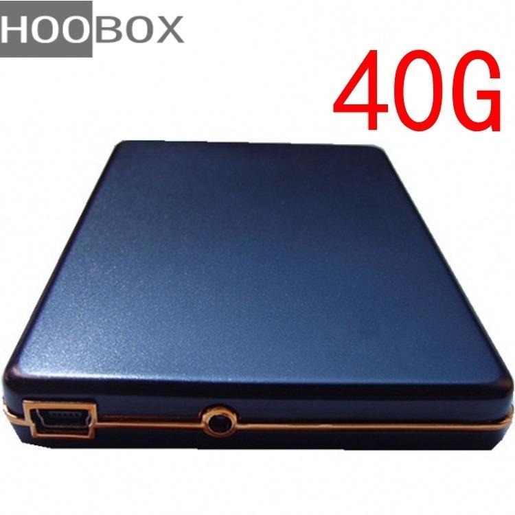 40GB External Hard Drives 2015 new Fast-moving USB 2.0 Portable Extern Disco Duro Externo HDD Hard Disk Drive(China (Mainland))