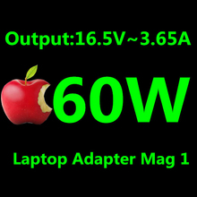 "New  60W magsafe 16.5V 3.65A power adapter charger for apple Macbook pro 13"" A1184 A1330 A1344 A1278 A1342 A1181 A1280(China (Mainland))"