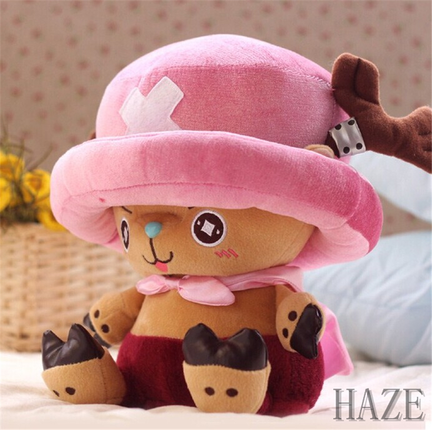 ONE PIECE Tony Chopper plush toy Pillow Giant Stuffed Doll Animals Free Ship(China (Mainland))