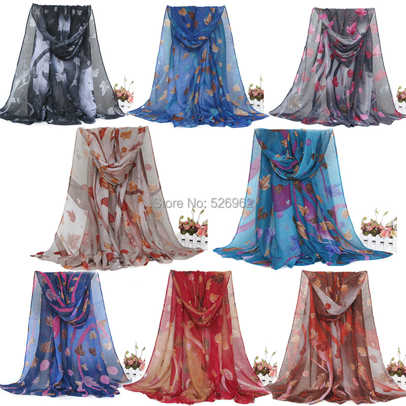 Hijab From India Wh054 Thin Scarves 2015 Women Oversized Maxi Neck Scarf Plain Voile Soft Silk Shawl Wrap 180*90cm Free Shipping(China (Mainland))