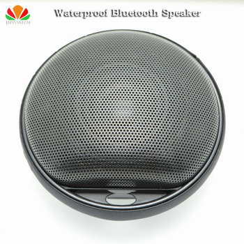 IPX5 Waterproof Bluetooth Speaker Music Player Self-timer Handsfree Wired player TF Card audio player wireless Speaker in Mic