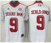 100% Stitiched,Texas A&M Aggies,Johnny Manziel,VON MILLER,Ricky Seals Jones,camouflage(China (Mainland))