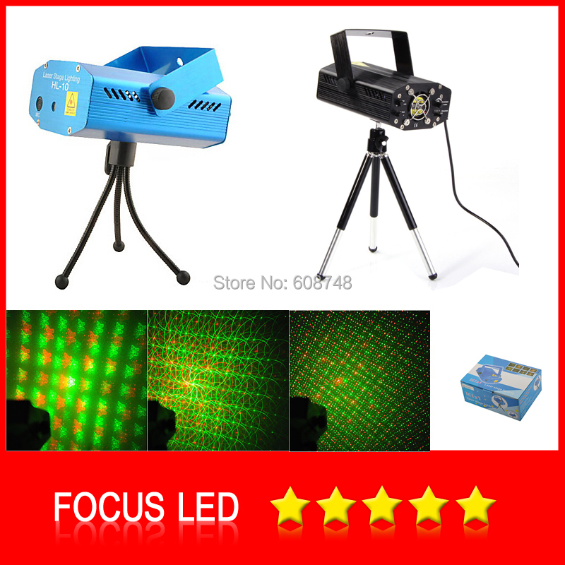 portable multi led bulb projector stage disco dj xmas show. Black Bedroom Furniture Sets. Home Design Ideas