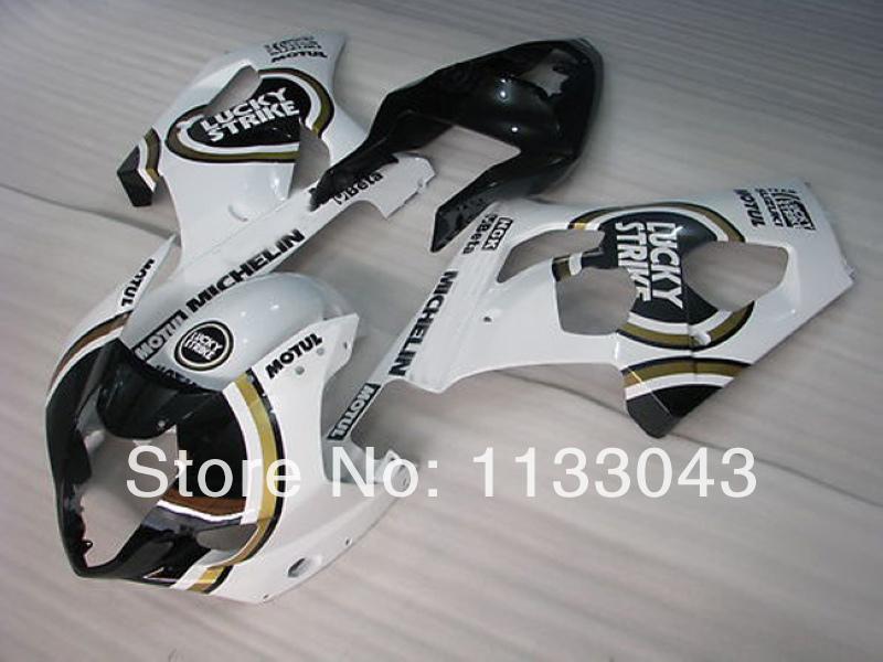 For SUZUKI GSX-R1000 K3 03 04 Black Y09849 GSX R1000 K3 GSXR 1000 2003 2004 GSXR1000 Fairing Kit(China (Mainland))