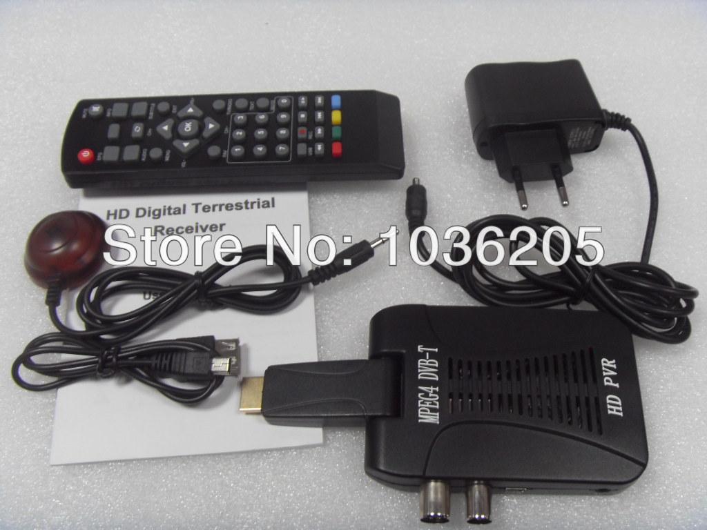 mini hd dvb t digital terrestrial receiver t hdmi pvr remote control mp3. Black Bedroom Furniture Sets. Home Design Ideas