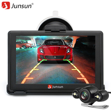Junsun 5 inch Car GPS Navigation Bluetooth 8GB with Rear view Camera FM MP3 MP4 256MB DDR/800MHZ Detailed Maps with Free Updates(China (Mainland))
