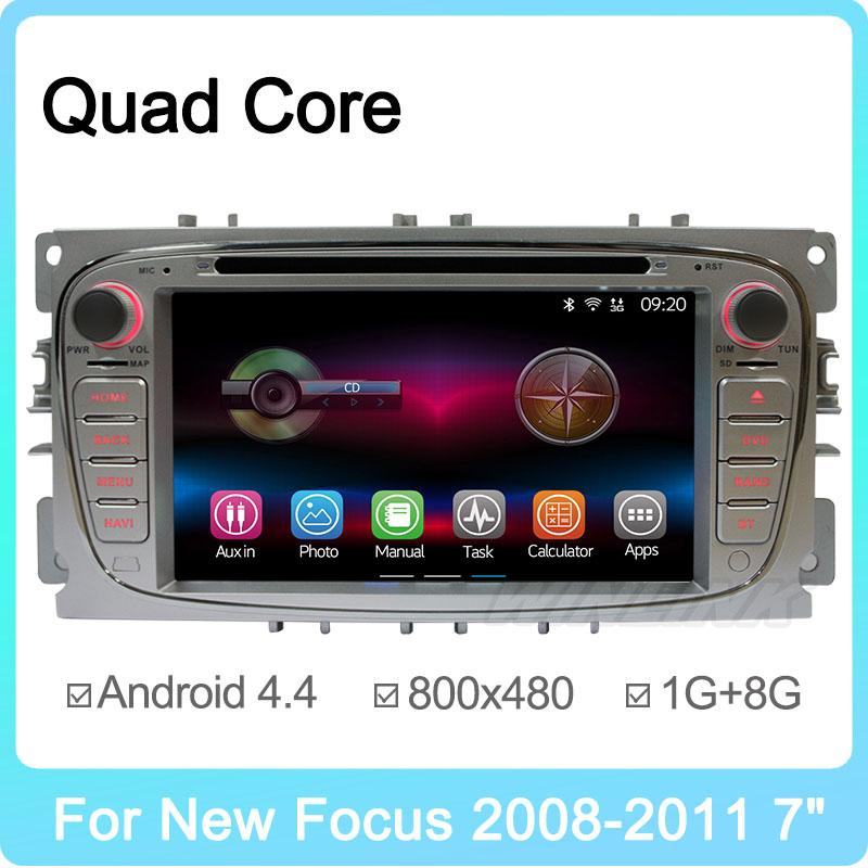 Ownice C200 Android 4.4 4 Core Car DVD Radio Player for Ford Mondeo S-Max C-max Focus with GPS Navigation Built-in Wifi Canbus(China (Mainland))
