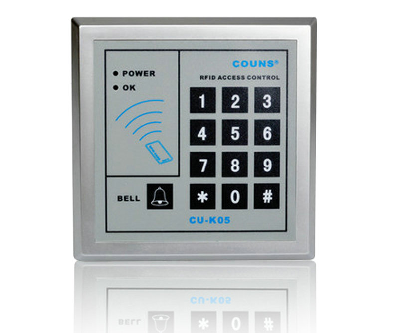 Hot Sale Button Type Of Card Reader, RFID Proximity Door Access Control System Entry Door Lock EM Keypads Access Control E-58<br><br>Aliexpress
