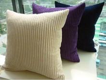 Black brown pillowcase cushion cover
