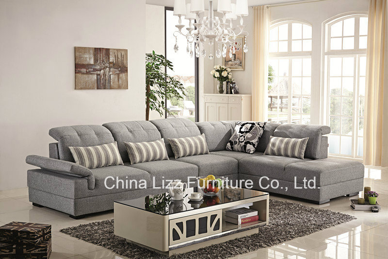 Lizz living room modern corner sofa luxury and appeal for Salon moderne de luxe