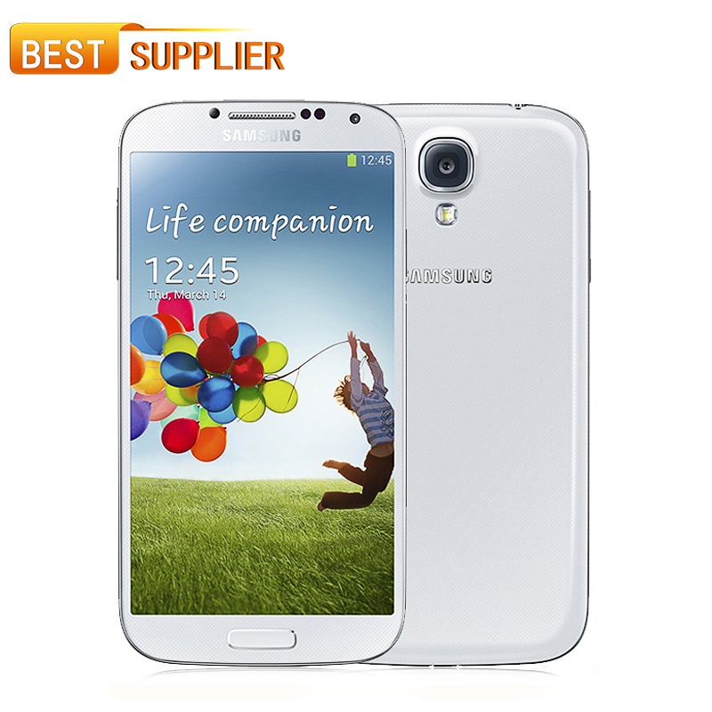 2016 Direct Selling Original Unlocked Samsung Galaxy S4 SIIII I9500 phone 3G&4G 13MP Camera 5.0'' NFC WIFI GPS and shipping(China (Mainland))