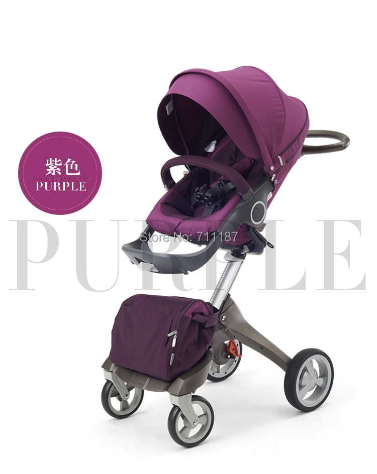 Excellent DSLAND Baby stroller for single baby first-class design 9 colors you can choose free shipping by EMS<br><br>Aliexpress