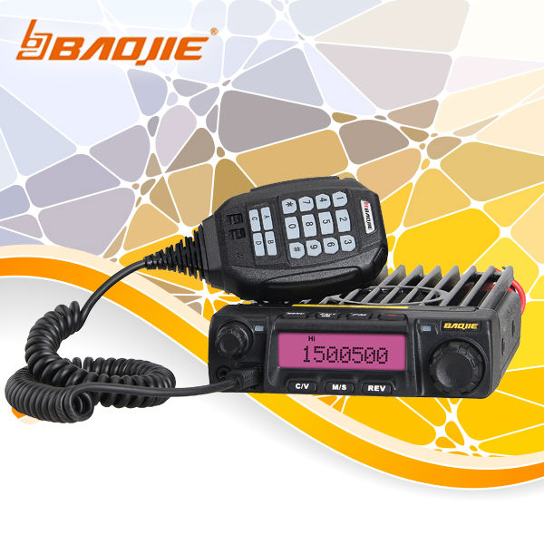 BAOJIE BJ-271A 50W 128CH single Band VHF Transceiver 24v power supply Car Truck Ham Radio+Programming Cable(China (Mainland))